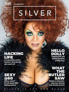 Silver Magazine Dolly Rocket cover story www.silvermagazine.co.uk