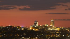 Johannesburg, Gauteng, South Africa Silver Travel