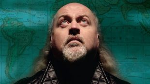 Bill Bailey on Silver Magazine www.silvermagazine.co.uk