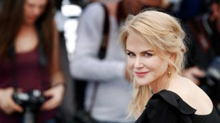 Nicole Kidman winner on Silver Magazine www.silvermagazine.co.uk