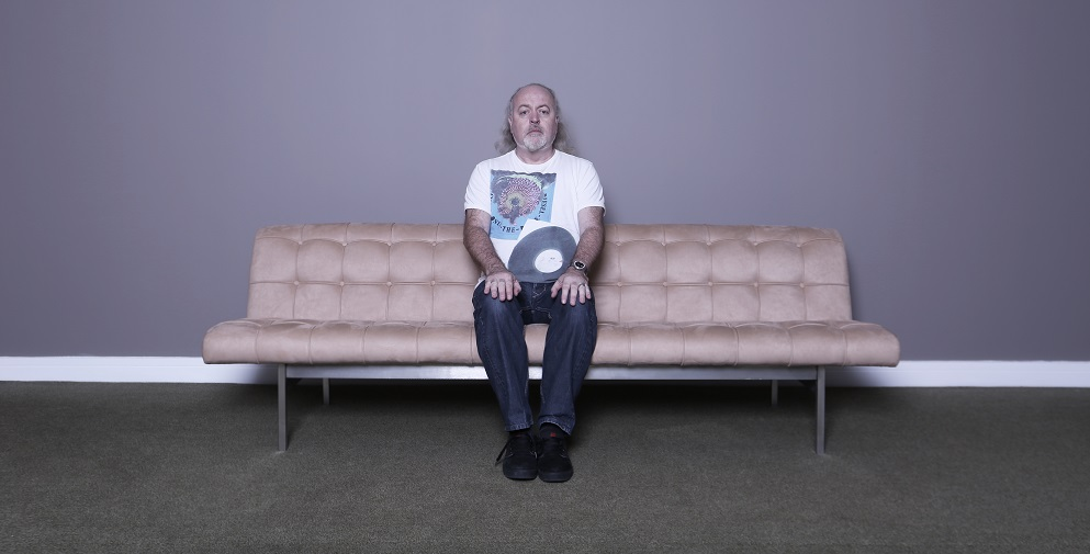 Bill Bailey by Andy Hollingworth for Silver Magazine www.silvermagazine.co.uk