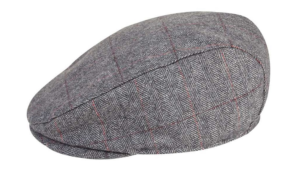 Burton light grey flat cap £14 Silver Magazine www.silvermagazine.co.uk