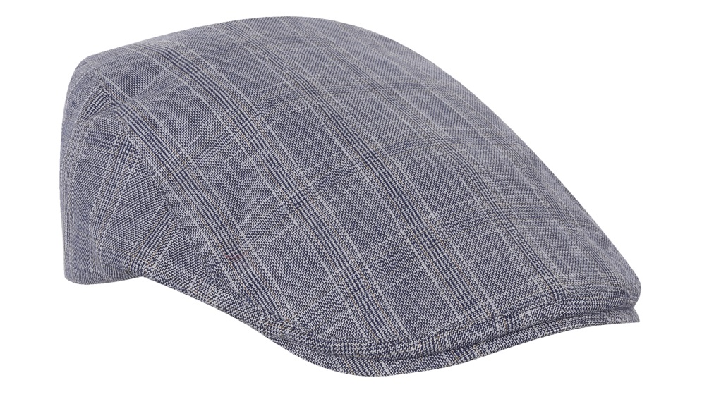 Hammond & Co. Pow flat cap at Debenhams £25 Silver Magazine www.silvermagazine.co.uk
