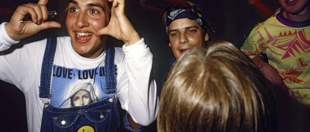 1988 Trip Love T Photo Dave Swindells on Silver Magazine www.silvermagazine.co.uk