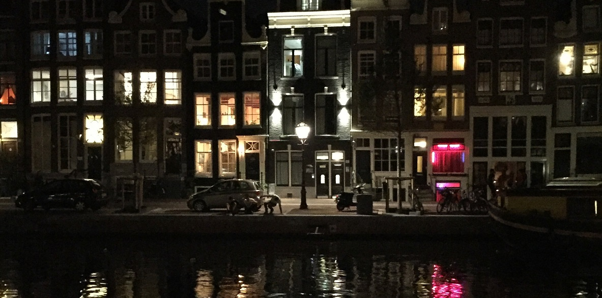 Red light district Amsterdam by Paul Tierney Silver Magazine www.silvermagazine.co.uk