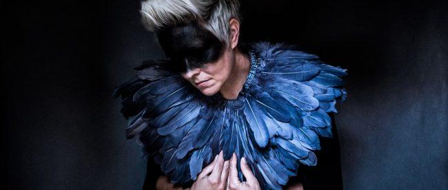 Sarah Olivier self portrait on Silver Magazine www.silvermagazine.co.uk