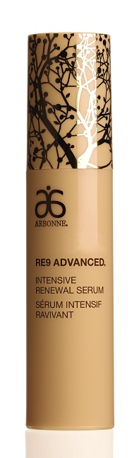 Arbonne Intensive Renewal Serum online Silver Magazine www.silvermagazine.co.uk