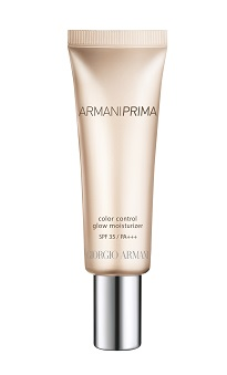 Armani Prima CC Cream on Silver Magazine www.silvermagazine.co.uk