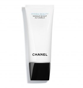 Chanel Masque de Nuit on Silver Magazine www.silvermagazine.co.uk