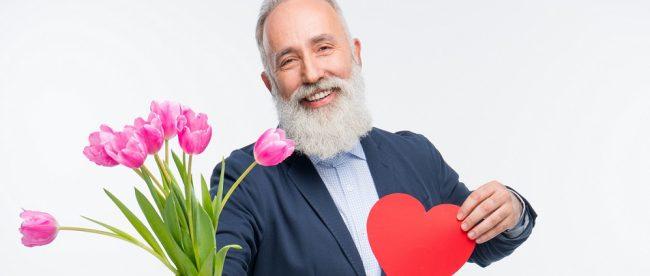Are men more romantic Valentines Day Silver Magazine www.silvermagazine.co.uk