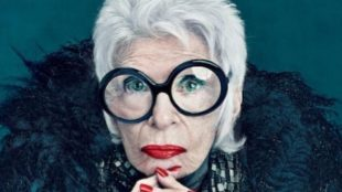 Iris Apfel by IMG Models on Instagram @iris.apfel @imgmodels