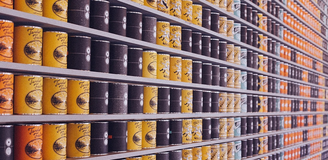 Stockpiling tinned goods ahead of no deal brexit Silver Magazine www.silvermagazine.co.uk