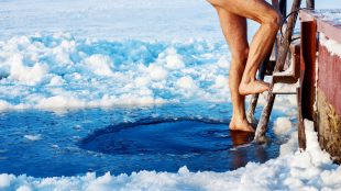 The health benefits of cold bathing ice feature in Silver Magazine www.silvermagazine.co.uk