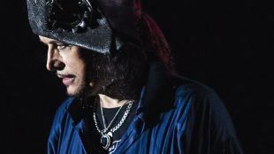 Adam Ant UK tour 2019 Photo Michael Sanderson on Silver Magazine www.silvermagazine.co.uk