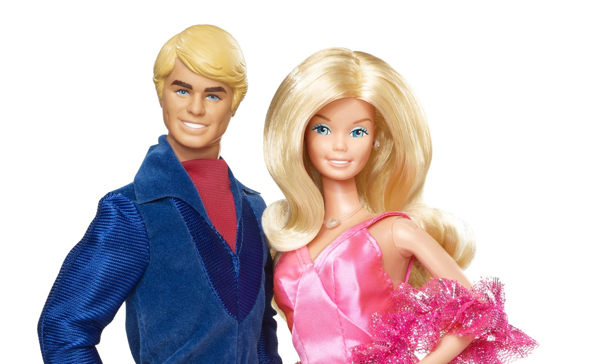 Barbie and Ken 1978 on Silver Magazine www.silvermagazine.co.uk Photo Mattel Inc