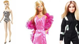 Barbie from 1959 to 2019 on Silver Magazine www.silvermagazine.co.uk Photo Mattel Inc