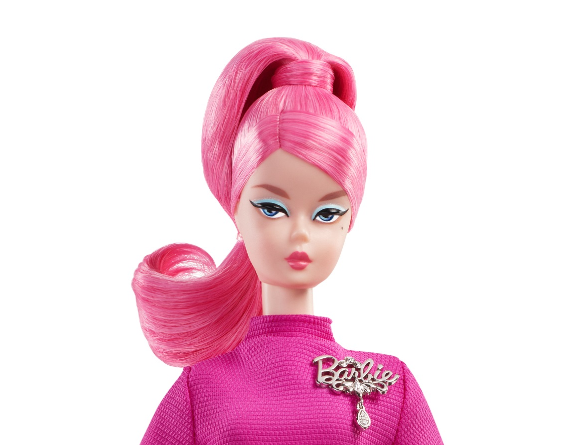 Barbie social media influencer 2019 on Silver Magazine www.silvermagazine.co.uk - photo Mattel Inc