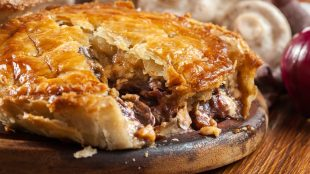 Easy Peasy Steak pie recipe on Silver Magazine www.silvermagazine.co.uk