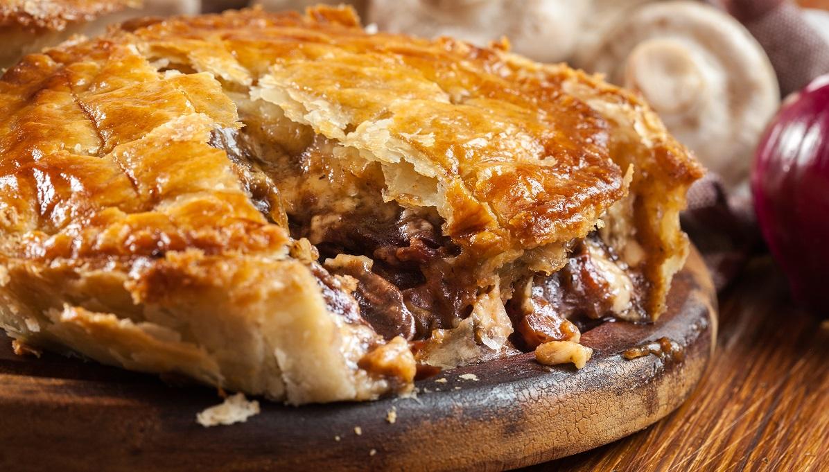 Really easy steak pie recipe for National Pie Week ...