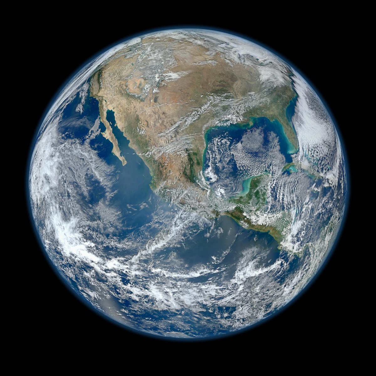 Planet Earth is blue - NASA photos on Silver Magazine www.silvermagazine.co.uk