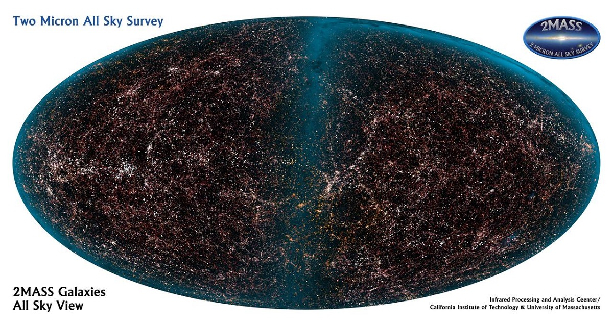 This map shows the entire milky way - NASA photos on Silver Magazine www.silvermagazine.co.uk