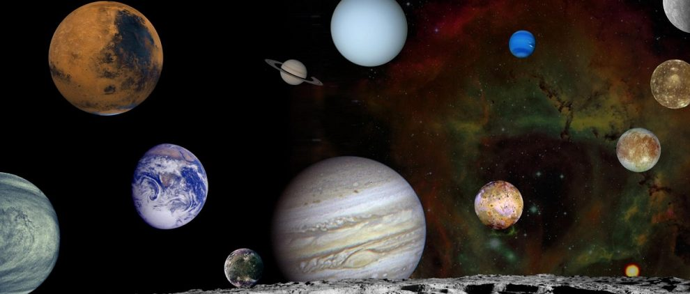 Our solar system - NASA feature on Silver Magazine www.silvermagazine.co.uk