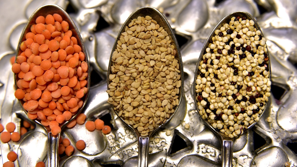 eat seeds and lentils to boost oestrogen Silver Magazine www.silvermagazine.co.uk