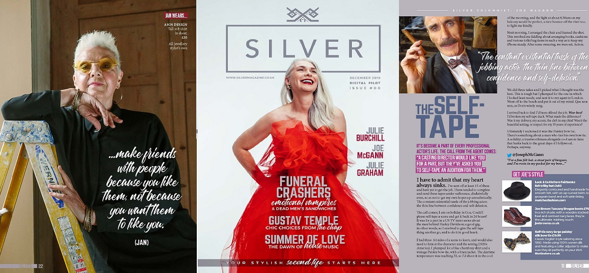 Read Silver Magazine www.silvermagazine.co.uk