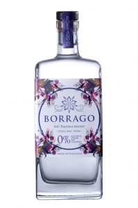 Borrago alcohol free spirits on Silver Magazine www.silvermagazine.co.uk