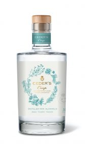 Ceders Crisp alcohol free spirits on Silver Magazine www.silvermagazine.co.uk