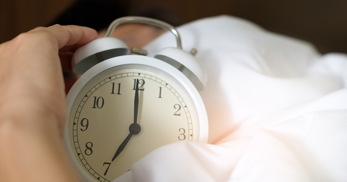 Alarm clock World Sleep Day www.titlesussex.co.uk