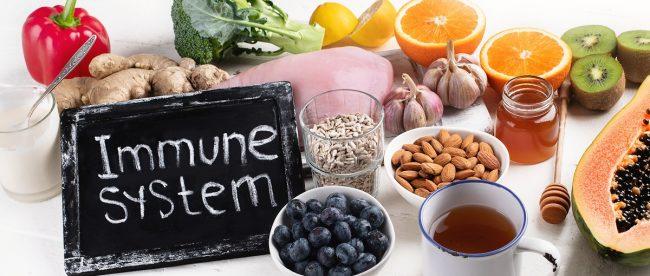 Boost your immune system coronavirus Silver Magazine www.silvermagazine.co.uk