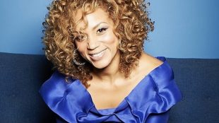 Angela Griffin talks about her lockdown on Silver Magazine www.silvermagazine.co.uk