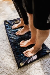 Shakti Mat Black - Foot Massage review Silver Magazine.jpg