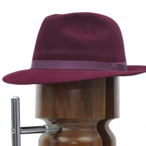 4 Laird London Signature tribly in burgundy - Gustav Temple on Silver Magazine www.silvermagazine.co.uk
