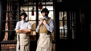 David and Angus York Ghost Merchants new careers over 50 Silver Magazine www.silvermagazine.co.uk