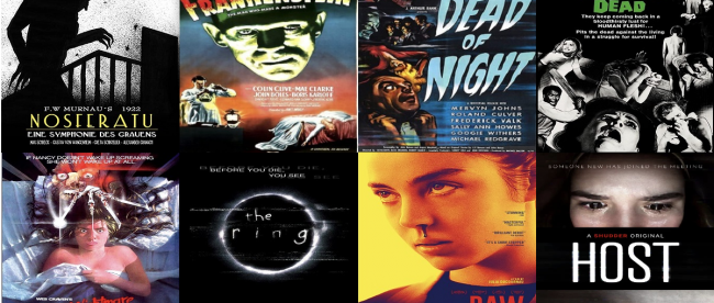 8 Films to Watch this Halloween for article on Silver Magazine www.silvermagazine.co.uk