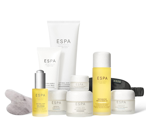 ESPA Complete Retreat box set - article on Silver Magazine www.silvermagazine.co.uk