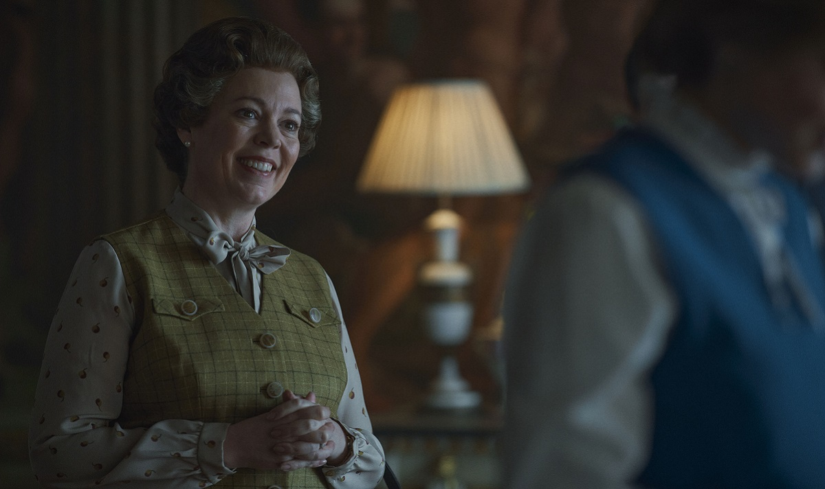 Olivia Colman as The Queen The Crown Season 4 - Silver Magazine www.silvermagazine.co.uk