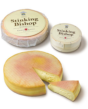Stinking Bishop cheese - article on Silver Magazine www.silvermagazine.co.uk