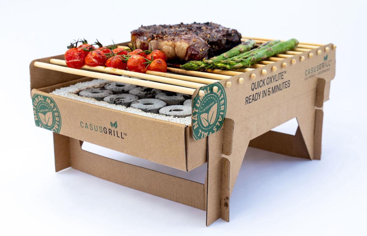 Eco-Friendly BBQ Ideas - Article on Silver Magazine - www.silvermagazine.co.uk