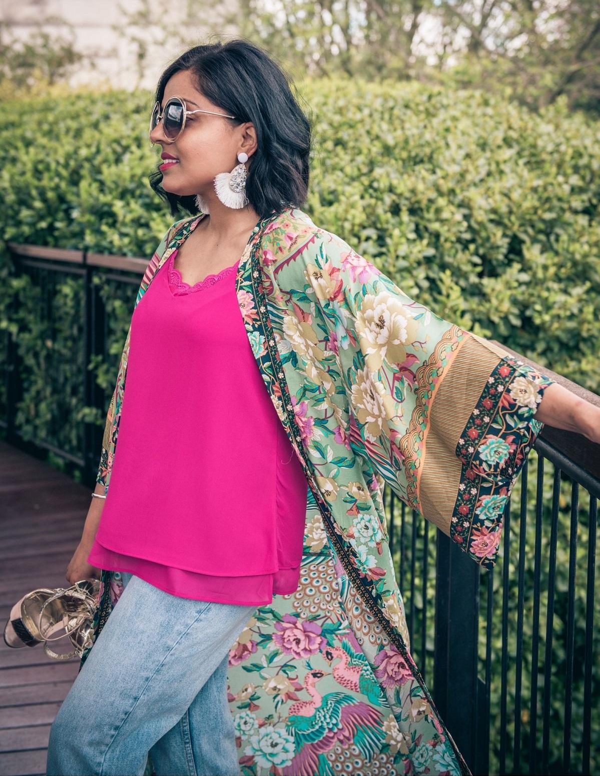 1. Oriental Luxe kimono for www.silvermagazine.co.uk
