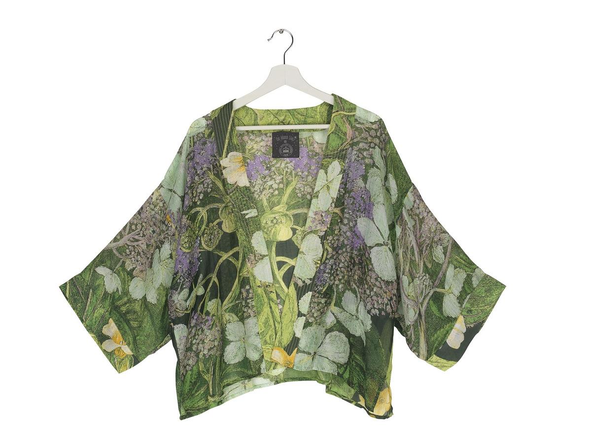 12. Kimono Hydrangea Lime