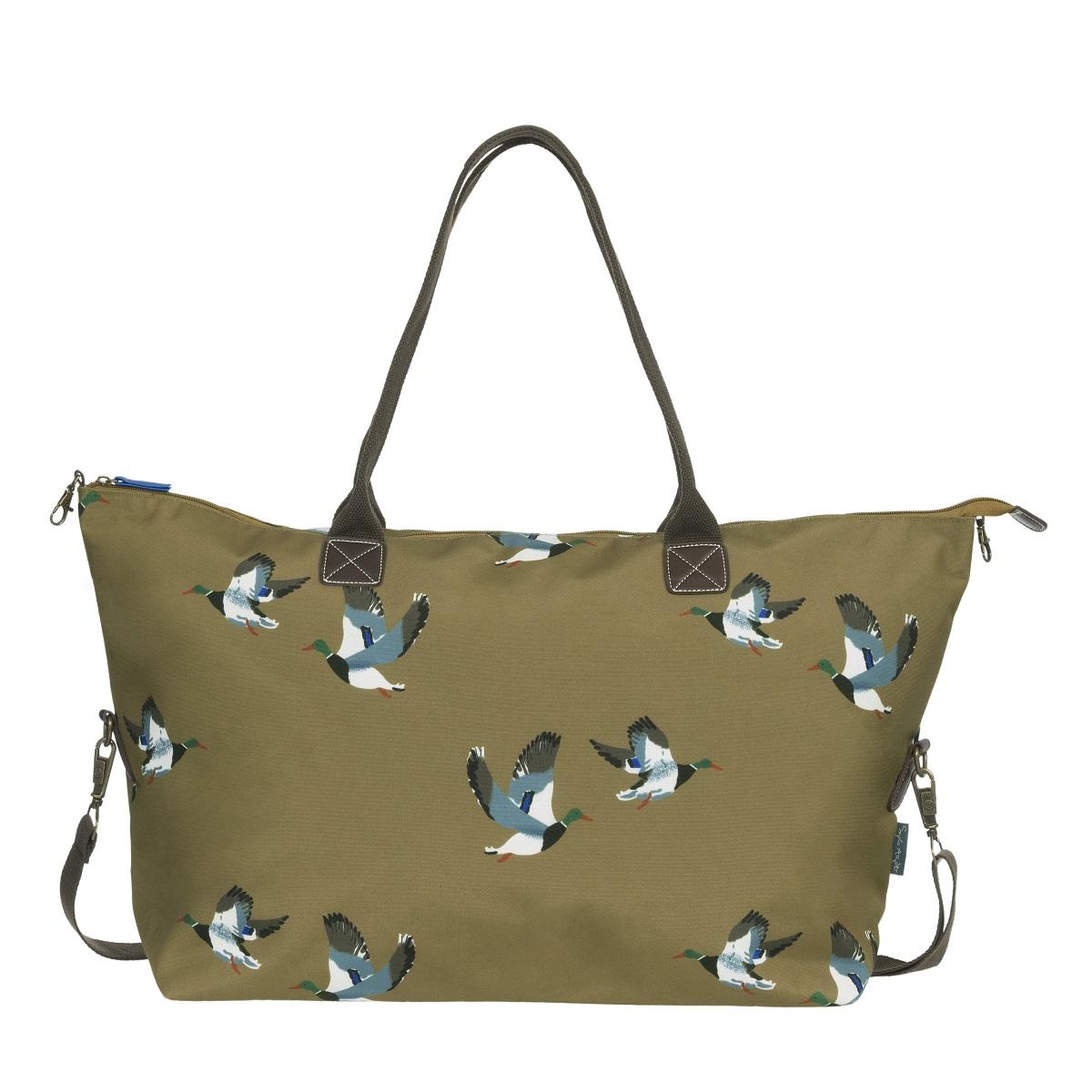 13. Sophie Allport Ducks Weekend Oundle Bag