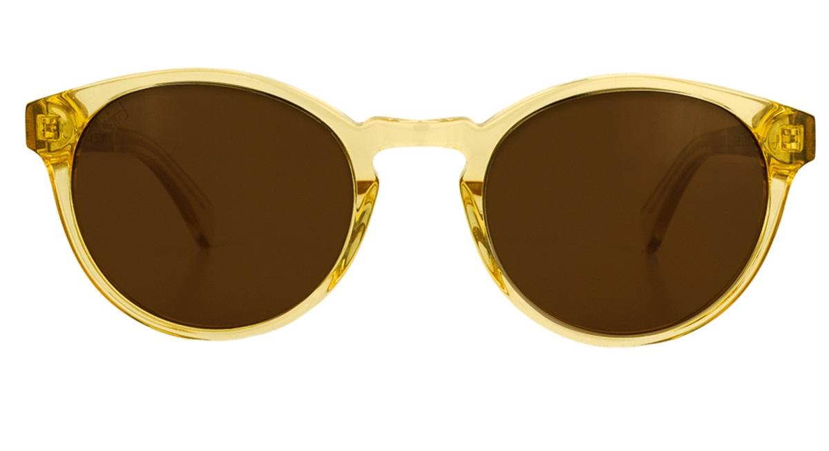 6. Kaka Women_s Sunglasses in Honey