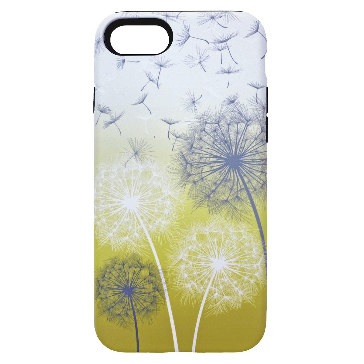 9. Dandelions Phone Case – Zest Yellow